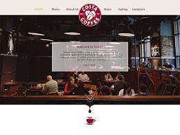 COSTA Coffee 网页 咖啡网站设计
