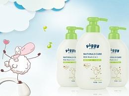 婴幼儿洗护系列