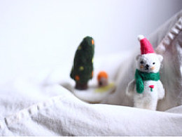 手工羊毛毡小物