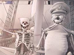 """""""难得有小伙伴加入~来张自拍哈~~""""(幽灵船长这样子说的~~)"""