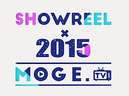 【魔格】魔格工作室2015年showreel(作品集)