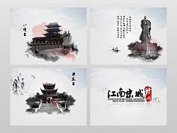 江南宋城—赣州片头分镜头