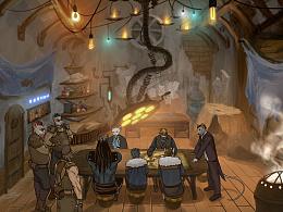 蒸汽世界 第35话 计划