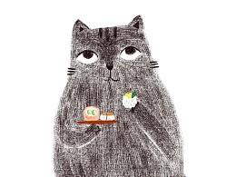《猫咪寿司》