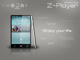 Z-Player and UI