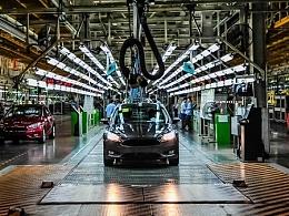 走进工业王国---长安福特二工厂总装车间