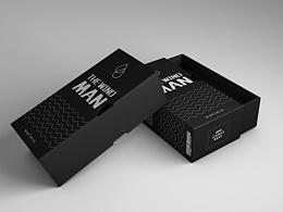 产品包装盒,男士香水