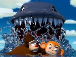 三维动画《重回猴岛》中国美术学院2011动画系毕业作品