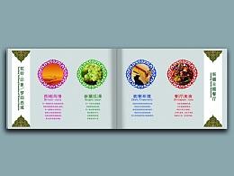 新疆风情画册