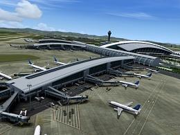 微软模拟飞行10-广州白云国际机场插件