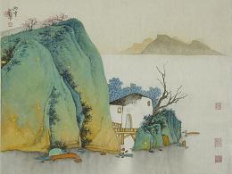 孟振华-国画几幅