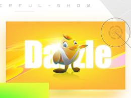 DAZZLE,READY GO!!!