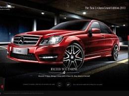 Mercedes-Benz C-Class GrandEdition