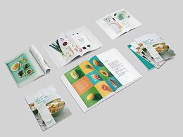米良画册设计