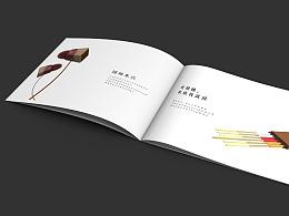 中国风耳机产品画册设计