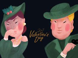 WANT ORIGINAL XX . Valentine's Day