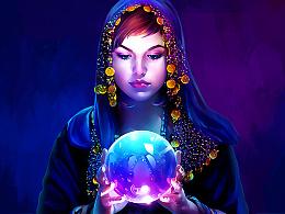 Slots 游戏—Queen of Fate主题