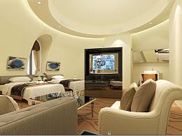 蒙古包酒店客房