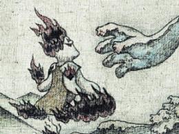 上古神话——女娲造人