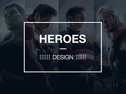 英雄人物小图标