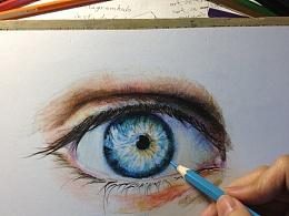 2014年《眼睛》画作集