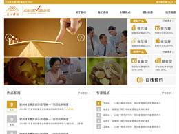 AnyForWeb视觉设计观察:望州财富官方网站飞机稿