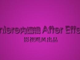 影视飓风出品:在 Premlere 内编辑 After Effects 模版