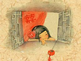 【插画欣赏】《爱绘生活--24位插画师的插画教室》插画师--小花与美丽。