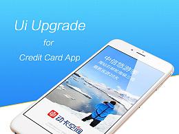Ui Upgrade For Credit Card App