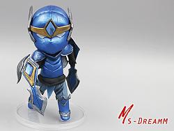 MsDreamm「冠军之隐-劫」冠军之影劫手办模型LOL英雄联盟影流之主