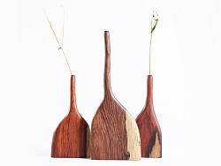 现代个性简约风格手工艺术插花器