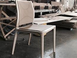 餐椅设计过程
