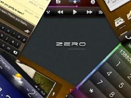 [Zero]从无到有,界面设计畅想曲