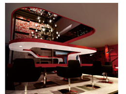 RIGI.睿集设计 | 商业空间设计案例 | 如果·爱餐厅