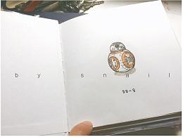 最近的一些手绘练习囧