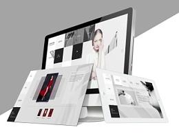 服装品牌官网设计