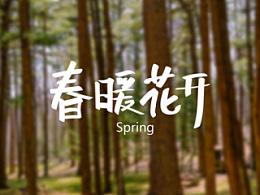 春暖花开,旅行,迷路