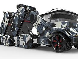 概念装备车