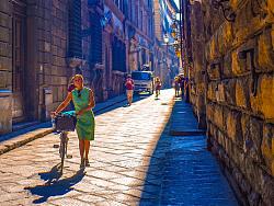 你厢唱罢,我登场---佛罗伦萨  罗马  梵蒂冈