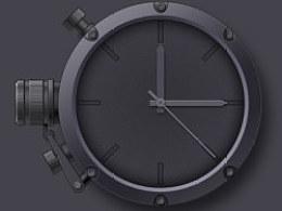 手表ICON练习一枚