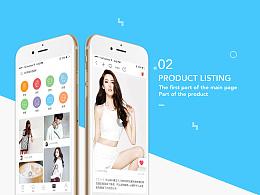 queen app界面设计-达人分享平台