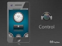 手机界面设计control