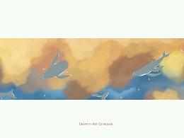 【原创】深海-鲸-灵