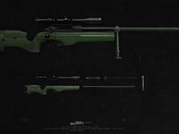 AWP狙击步枪
