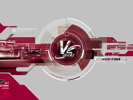 VE-audios包装(三色印刷:银、红、黑)