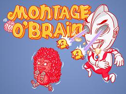 Montage Of Brain 2
