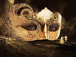 VERDI Un ballo in maschera 海报