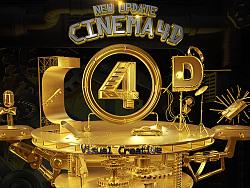 Cinema 4D Visual Creative