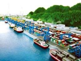 珠海高栏港(移轴)