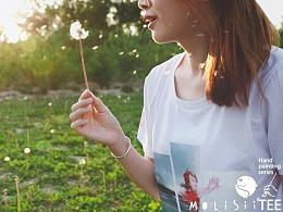 【Molisii茉莉絲】有故事的情侣TEE